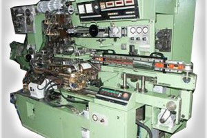 Soudronic FBB 420 Automatic Body Welder